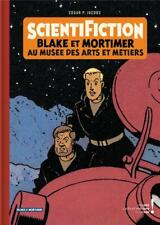 E.P. Jacobs – Scientifiction – Blake et Mortimer – Au musée des arts et métiers