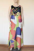 MARINA RINALDI by MAX MARA, 100% SILK Dress Size MR 21, 12W US, 42 DE, 50 IT