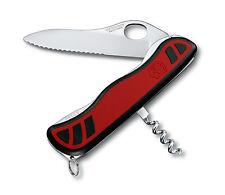 Sentinel One Hand rouge/noir victorinox 0.8321.mwc feststellmesser red/black