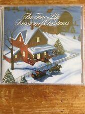 The Time-Life Treasury Of Christmas - 2 CD Set - 43 Christmas Songs - NEW