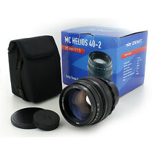 Soviet Russian Helios 40-2 85mm f/1.5 lens for Canon EOS Camera,Free US shipping