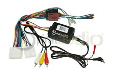 SUBARU Multi 2008-2013 SWC Wire Harness for Aftermarket Radio Install IX-SU002