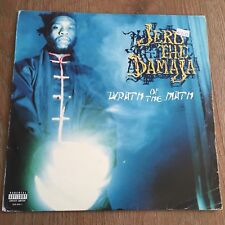 Jeru The Damaja - Wrath Of The Math Vinyl LP