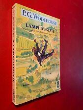 P.G. WODEHOUSE - LAMPI D'ESTATE TeaDue (1997) Libro OTTIMO Fruttero Lucentini