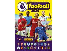 PANINI football 2020 premier league complete set stickers