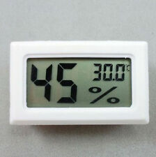 Wh Mini Digital LCD Indoor Temperature Humidity Meter Thermometer Hygrometer oo