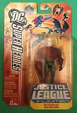 "Metamorpho JUSTICE LEAGUE UNLIMITED 4.5"" action figure DC Universe JLU MATTEL"