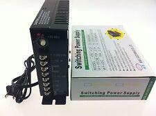 Power supply LED Schaltnetzteil Trafo Netzteil Ladegerät DC 12V 2.5A 5V 15A 100W