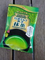 UHA Hokkaido Extra Thick Milk 8.2 Matcha Flavor Candy 80 g x 6 bags Japan
