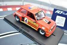FLY CAR MODELS 1/32 SLOT CARS 88188 RENAULT 5 TURBO EUROPEAN CUP MASSIMO SIGALA