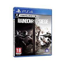 Juego Sony PS4 Tom Clancy Rainbow Six Siege