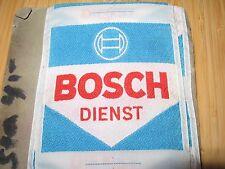 Bosch Dienst factory coverall patches Porsche 356 911 BMW Mercedes Audi Volvo