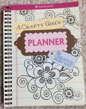 New American Girl: A Crafty Girl's Planner