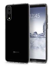 Cover Huawei P20 2018 Spigen Custodia Protettiva Clear Trasparete Protection