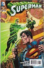Superman (2011 3rd Series) #37 Van Sciver Variant NM 1:50