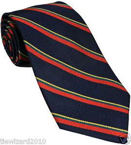 Royal Marines Regimental Silk Tie