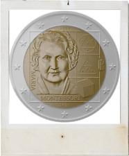 2 EURO *** Italy 2020 Italië *** 150 jaar/ans Maria Montessori !!!