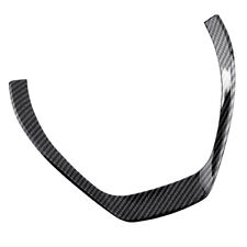 1x Carbon Fiber Style Steering Wheel Decal Cover Fit for BMW F31 F34 2013-2015