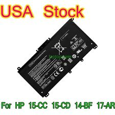 Tf03Xl Battery for Hp Pavilion 15-cc152od 15-cd040wm Tpn-Q188/Q190 Hstnn-Ub7J Us