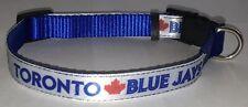 Toronto Blue Jays Collar Dog Pet Pro Football Fan Team Game Gear NFL Shop New M