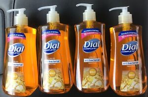 Pack of 4) Dial  Gold Liquid Hand Soap 11 Oz Each