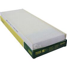 Original MANN-FILTER Innenraumluft Pollenfilter Innenraumfilter CU 4151