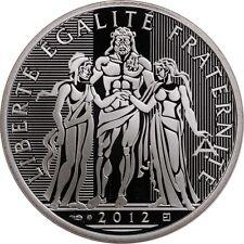 10 EURO HERCULE ARGENT 2012