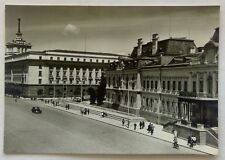Bulgaria Sofia The Party House and the National Gallery 1960 Postcard (P319)