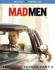 Mad Men: The Final Season, Part 2 (Blu-ray Disc, 2015, 2-Disc Set)