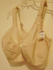 Airway Mastectomy Bra 46D Full Coverage New Pocket 1525 Soft Cup Wire Free 46 D