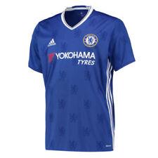 Camisetas de fútbol de clubes internacionales 1ª equipación azul adidas