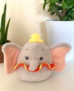 "BNWT Dumbo Squishmallow Toy 5"" Disney Squad"