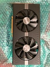 New Sapphire Radeon RX 580 8GB Nitro+ Graphics Card opened box