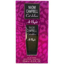 Naomi Campbell Cat Deluxe At Night Eau De Toilette Spray 15 mL - 737052091440