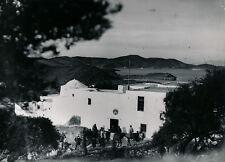 PATMOS c. 1938 - Grotte de l'Apocalypse Grèce - Div 12185