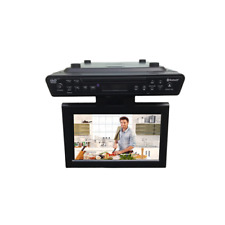 "Sylvania Under Cabinet TV/DVD Combo 10.1"" LED SKCR2706BT"