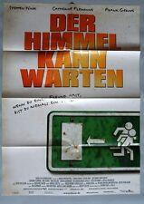 P05 Kinoplakat Der Himmel kann warten - 2000 Frank Giering/ Steffen Wink #2