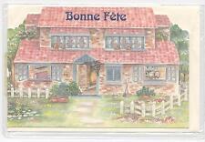 NEUF CARTE BONNE FETE + ENVELOPPE  !! 10 CARTES ACHETEES = PORT GRATUIT
