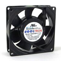115V AC Cooling Fan. 92mm x 25mm Low Speed (LS9225A)