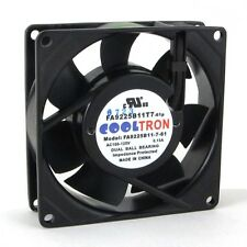 115V AC Cooling Fan. 92mm x 25mm Low Speed (LS9225A)
