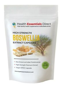 Boswellia Serrata Extract Capsules Strongest 6500mg, 1 a Day - Anti inflammatory