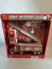 Friction Power Fire Rescue Series