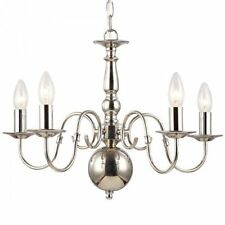 Metal Traditional Ceiling Chandeliers