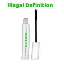Maybelline Illegal Definition Mascara NEW Glossy Black