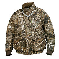 Drake Waterfowl Late Season LST Down Full Zip Jacket Max 5 DW205 SALE