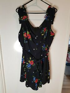 City Chic jumpsuit Size M, worn once