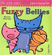 Fuzzy Bellies by Sugar Pixie ( Board Book)
