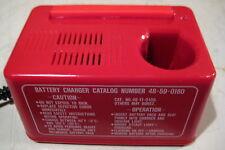 NEW MILWAUKEE 48-59-0300  2.4V NI-CAD BATTERY CHARGER WITH BITS