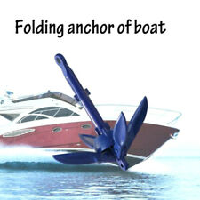 Folding Anchor Fishing Accessories for Kayak Canoe Marine Sailboat Watercraft US