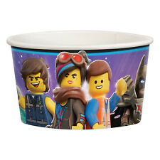 Lego Movie 2 Paper Party Treat Cups x 8
